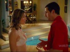 Topp 10 sexig Movie Underwear Scener-