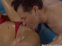 Krissy Lynn with a nice tits fuck