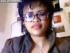 Latin Glasses Wearing Girl
