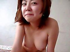 сладкие китайская девушки любовью петух