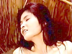 Old Thai porn movie: Tribal sex