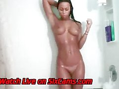 Live Show Sexy Shower on webcam - sixcams