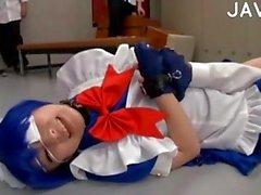 étudiante japonaise moule poilue fait baiser