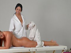 Who's The Masseuse? (720p)