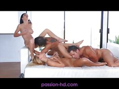 Passion-HD Swingers Sharing The Fun