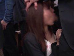 Glamour Secretary-Aoyama Greens That Fell To Shame