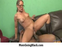 Hot mommy milf takes a big black cock 16