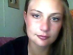 Australian Horny Girl On Webcam