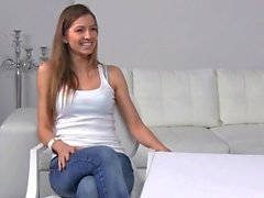 Lesbians with hot asses licking in office