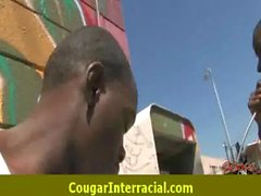 Cougar Balzo On Black di Dick a 16