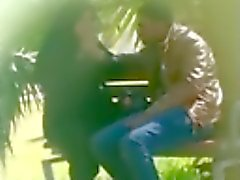 Arab girl in public sucking and handjob she take cum out