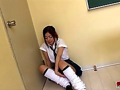 NN Japenese schoolgirl-white panties 01