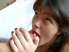 Cute Cerecita's Anal Fun!