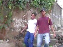 latin men in the garden 2