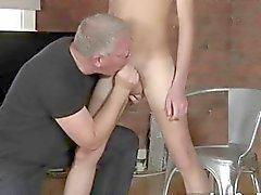 a hombres desnudos del azote El colegial se jacob daniels del