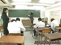 Natsumi Kitahara bunda lambe sua cara part5