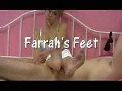 Jerky Girls - Farrah Feet
