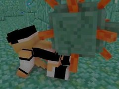 Minecraft Adventures Underwater [Sebie X Guardian]