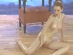 Awesome ballerina strips and oils