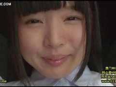 amazing cute maid threesome 12