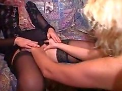 2 Italian Housewives Orgy