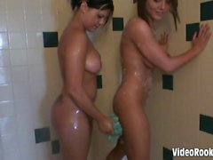 Real amateur teasing honnies caught on video