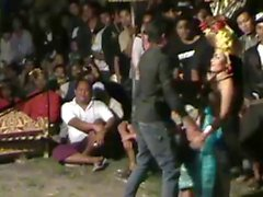 Bali ancient erotic sexy dance 4