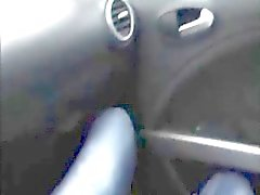 Masturbating in the car 2