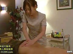 Japanese Girls entice hot mature woman in kitchen.avi