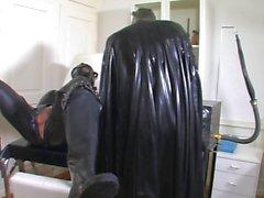 Heavy rubber breath control 1of 3