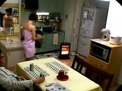 Hidden cam in Japanese Clinic