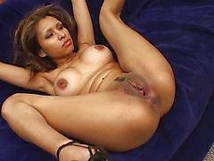 Muy caliente Chica Nataly Rosa es follada tan bien