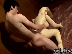 Teen gay porn emo guy and men undressing first time A Doll T