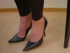 Mature foot fetish & Aga Chief Secretary