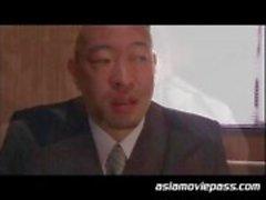 Büyük Göğüsler Japon Babe Rough Kölelik