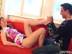 Blondie craves for a good fuck