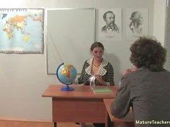 Gli insegnanti russi sono i migliori!