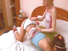 italian girl getting kinky with girl