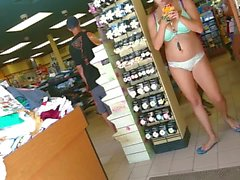 Skywhy - Schuyler Thorton candid big tits in store
