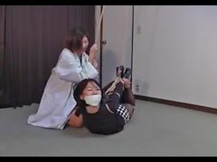Japanese Hogtied