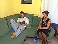 Mature woman and guy - 10