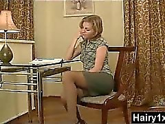 Giant Ass Hairy Fetish Gal Seduced And Rammed