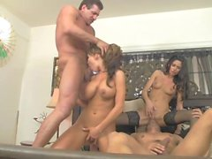 SWINGERS AND SWAPPERS 5 - Scene 3 - 69 Studios