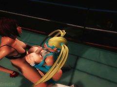 Gender Fighter Tournament