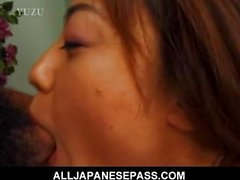 Aya Kurosaki is a kinky little teen