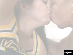 The gorgeous, Asian cheerleader Mika Tan, will be getting...