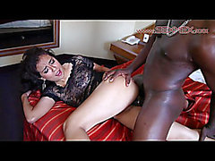Dark on Brown Paula Ramos rides Lanxxx large darksome colombian wang @sexmexnetwork