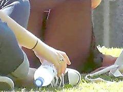 Pantyhose Upskirt 3