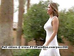 Liora anbud knubbig kvinna blinkande