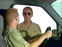 Cop and Twink in a Van - nial